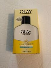 OLAY Complete UV Daily Moisturizer SPF 15, Sensitive Skin 6 oz