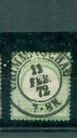 Deutsches Reich, Adler mit Brustschild Nr.2 gestempelt