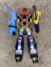Power Rangers Legacy Collection BAF Megazord Ninja Storm Complete