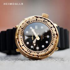 Heimdallr Shark Master Bronze Tuna NH35A Diver 200M Automatic Watch 47mm C3