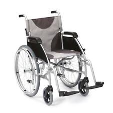 Drive Ultra Lightweight 17'' Seat Manual Wheelchair Mobility Aid Folding Travel