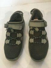 Teva Women'sTerra Float Travel Knit Sample Sandals Desert Sage Size 7 (B)
