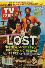 TV Guide May 29-Jun 4 2005 Inside The Finale Lost•Summer Preview 19 New Shows