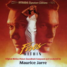 FIRES WITHIN / Maurice Jarre / RARE LTD OST CD NEW