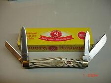 Kissing Crane® Congress White Tiger Edition Knife Folder