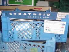 NEW BRITISH STRATNOID No13  KNITTING NEEDLES