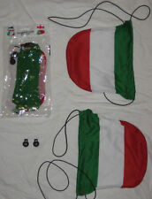 Italy - Car Mirror Cover, Mirror Sox, Mirror Flag