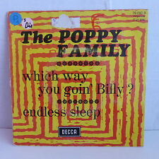 THE POPPY FAMILY Which way you goin Billy ? 79093 B