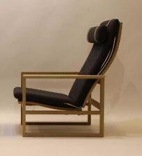 black leather chair cushions Mogensen Kjærholm WEGNER KNOLL Fritz Hansen