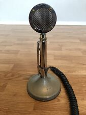 Vintage Lolipop Microphone Desk Microphone With Base Stand