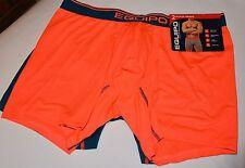 Mens New  Underwear Equipo  Boxer Brief 2 Pack  Size S  Premium Performance