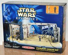 Star Wars Episode 1 Micro Machines Action Fleet  Podracer Hanger Bay New Sealed
