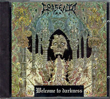 CD APOSENTO - WELCOME TO DARKNESS NUEVO-NEW