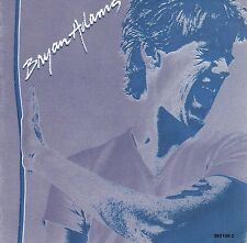 BRYAN ADAMS : BRYAN ADAMS / CD (A&M RECORDS 393 100-2)