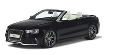 GT SPIRIT 1:18 SCALE Audi RS5 Cabriolet - Black