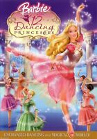 Barbie in the 12 Dancing Princesses (Widescreen DVD, 2006)