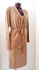 ❄❄NEW#  MAX MARA Brown 100% Cashmere Cardigan, size L