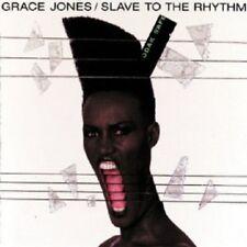 GRACE JONES - SLAVE TO THE RHYTHM  CD  8 TRACKS POP / FUNK / SOUL  NEUF