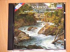 Franz Schubert - Forellenquintett - András Schiff - Hagen Quartett - Alois Posch