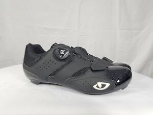 Giro Savix Womens Road Cycling Bike Shoes - Black