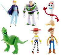 Toy Story True Talkers Bo Peep Buzz Lightyear Forky Jessie Rex Woody Ages 3+ Fun