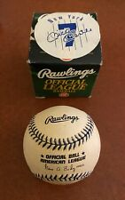 MICKEY MANTLE - Official Major League Mickey Mantle Day Rawlings Baseball - MLB