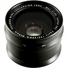 FUJIFILM conversion lens Wide X100 black WCL-X100 from japan F/S