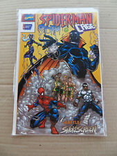Spider-Man Giveaway PROMO Storm  / Luke Cage  - Smokescreen VARIANT 2001 . VF+