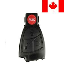 1x New Replacement Remote Key Fob Shell Button Pad For Mercedes Benz IYZ3312