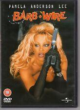 (GU964) Barb Wire - 2005 DVD