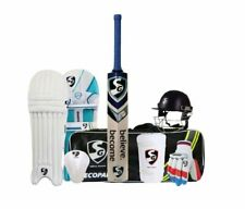 SG Multicolor Economy Cricket Set Size- 6 with Helmet