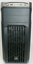 Corsair Carbide Compact Gaming PC Tempered Glass Tower Gaming Case - Black