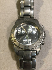 ZL Men's Diver Chronograph Sapphire Stainless 200 Meter Watch Parts Repair