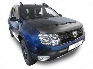 CAR HOOD BRA fits Renault Dacia Duster 2010 - 2017 Nissan Terrano 2014-  FRONT