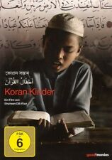 DOKUMENTATION - KORAN KINDER  - ANDREAS ZITZMANN, ABDUS SATTER -  DVD NEU
