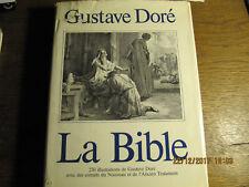 La Bible 230 Illustrations de GUSTAVE DORE