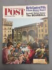 THE SATURDAY EVENING POST JULY 7, 1962 THE BEANBALL BIRTH CONTROL PILLS