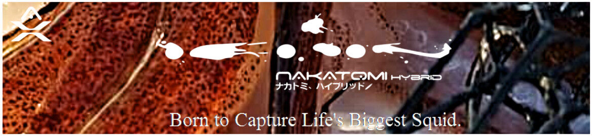 Nakatomi Squidding Tackles