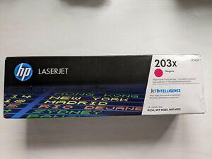HP 203X CF543X High Yield Magenta Original Laserjet Toner Cartridge
