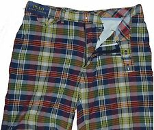 Ralph Lauren Check Regular Men's Shorts