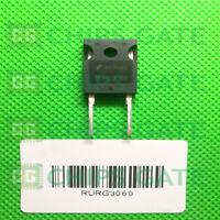 7PCS RURG3060 Encapsulation:TO-3P,30A, 600V Ultrafast Diode30A, 600V