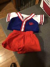 Build-A-Bear Sports Uniform Outfit