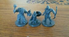 D&D WRATH OF ASHARDALON BITS - DUERGAR GUARD, ORC ARCHER AND ORC SMASHER