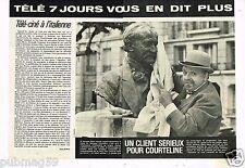 Coupure de Presse Clipping 1979 (1 page 1/2) Jacques Marin