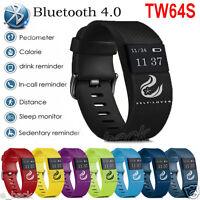 Smart Wrist Band Sleep Sports Fitness Activity Tracker Pedometer Watch Bracelet