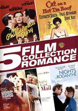 Philadelphia Story, Cat on a Hot Tin Roof, Splendor in The Grass You've Got Mail