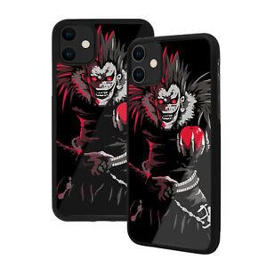 Death Note - Ruki - Apple iPhone Premium Glass Phone Case