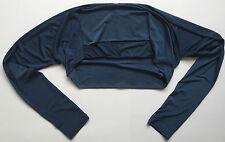 Me me copri spalle golfino maglione maglia size S 40 42 usato blu top T874