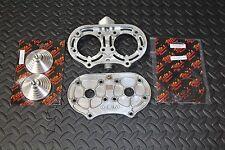 Cool Head Yamaha Banshee PRO DESIGN & new o-rings & new 22cc domes aluminum E-42