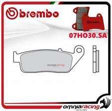 Brembo SA - fritté avant plaquettes frein Triumph Bonneville T100 2005>2008